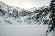 Frozen Rainy Lake