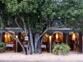 One of several restaurants