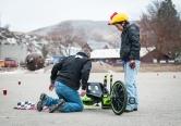 Equipment adjustment