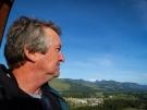 Ken enjoys the view