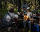 Music in camp