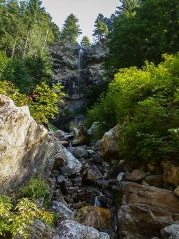 Sourdough Falls