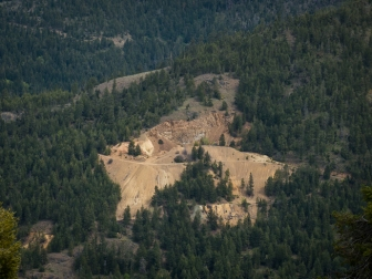 The Alder Creek Mine