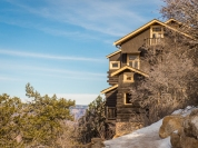 The Kolb Studio from the Bright Angel Trail