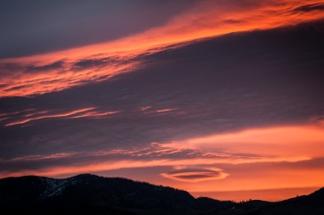 Nice sunrise