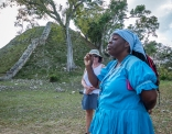 Anne Marie talks about the significance of Altun Ha