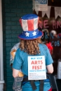 Next stop - Arts Fest!