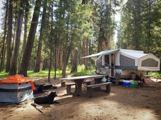 camp life