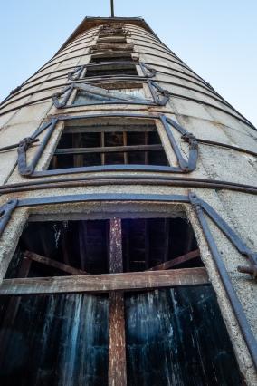 An old silo