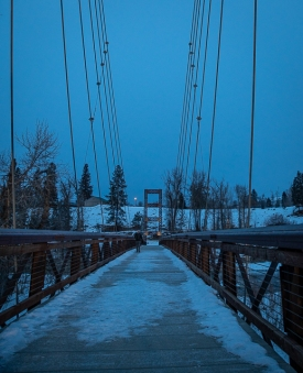Spring Creek Bridge